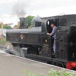 Tank engine at Kidderminster