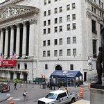 Фотография New York Stock Exchange