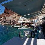 Restaurants along water