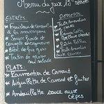 Le Chateaubriant Foto