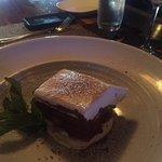 S'more Brownie dessert