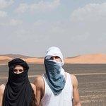 Sahara desert locals