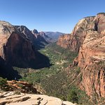 Great hike. A must do in Zion!