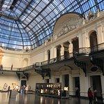 Incredible interior in Santiago's oldest museum