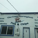 Foto di The Crazy Norwegian's Fish & Chips