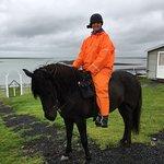 Fotografie: Eld Hestar Horseback Tours