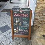 Bar Restaurante Zaruka Foto