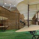 Il primo aereo che ha volato a Malpensa.