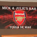 Foto de Mick & Julie's Bar
