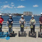 Visiting the #Boston to see the #Redsox, #Patriots, or #Celtics this year? Join us on a #Segway