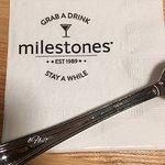Foto van Milestones