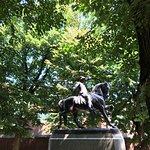 صورة فوتوغرافية لـ Statue of Paul Revere