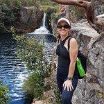 Sao Bento waterfall Foto