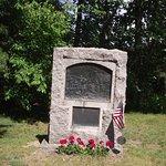 ME - WELLS - STORER GARRISON SHS - COMMEMORATIVE MONUMENT