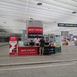 桃園機場捷運線照片