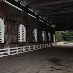 Foto de Cottage Grove Covered Bridge Tour Route