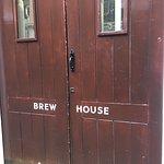 Brew house doors