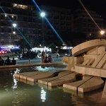 Foto de La Fontana Nave di Cascella