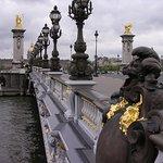 Фотография Мост Александра III