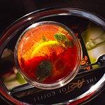 Иван чай с брусникой