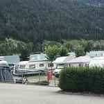 Foto de Alpen Caravan Park