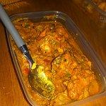 Chicken Tikka Bhuna