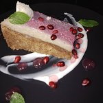 Have you tried the Triple layered Plant based Berry cheesecake?