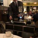 Eleven Madison Park coffee