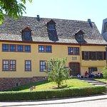 Het Bachhuis in Eisenach