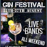 The Boars Head first ever Gin and Swing Festival