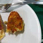 Bolinha de bacalhau delicioso