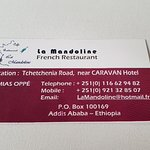 Photo of La Mandoline