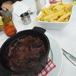 Carbonnade Flamande + portion de frites pour 2 personnes