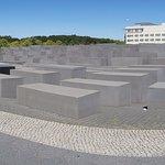 Holocaust Memorialin Berlin, Germany