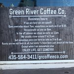 Фотография Green River Coffee Company
