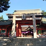 Photo of Sumiyoshi Taisha Shrine