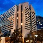 印第安纳波利斯市中心希尔顿合博套房酒店