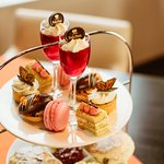 Traditional Afternoon Tea served in Laguna Restaurant & Bar
