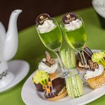 Hendrick's Afternoon Tea served in Laguna Bar