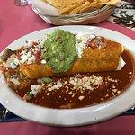 Large burrito!