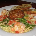 Chipotle Seafood Pasta (special)