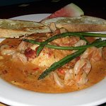 Low Country Shrimp and Grits (special)