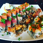 Try our Specialty Rolls