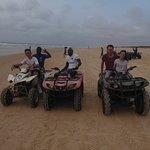 Arrivée du Paris-Dakar ... des amateurs!