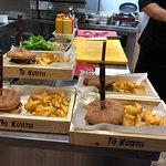 Kotetsi Kozani burgers project....