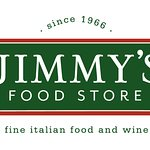 Jimmy's Food Store Logo