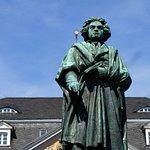 Beethoven Statueの写真