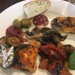 Sicilian Appetizers