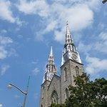 Photo of Notre Dame Basilica