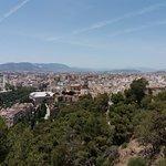 Photo de Alcazaba La Fortaleza de Velez Málaga